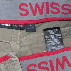 Swiss Tech Shorts - Swiss Tech NWT Utility Shorts Size 34